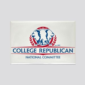 Campaign Materials Rectangle Magnet